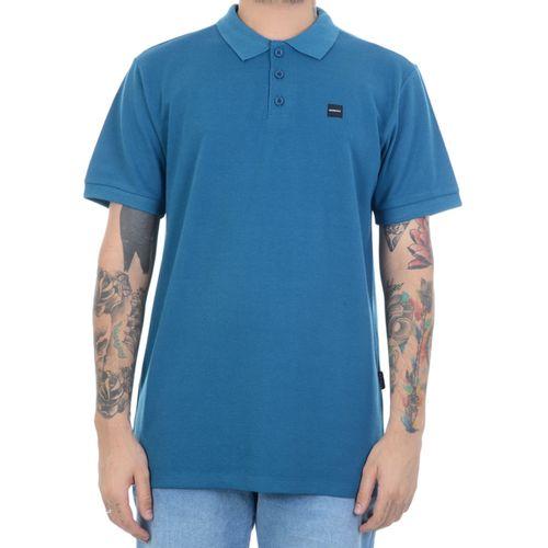 Camiseta-Oakley-Polo-Patch-2.0-Azul