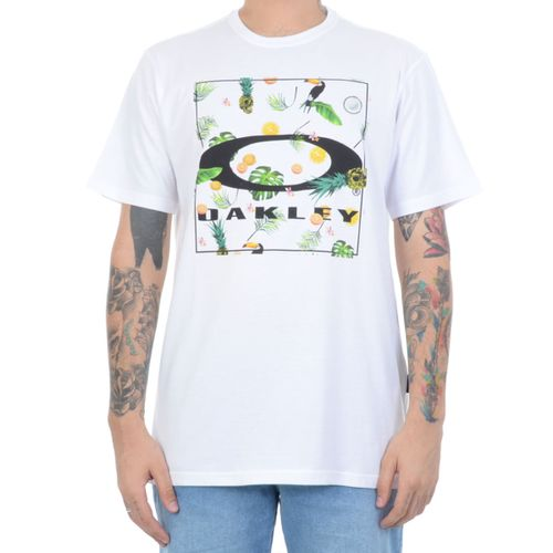 Camiseta-OakleyTropical-Tee