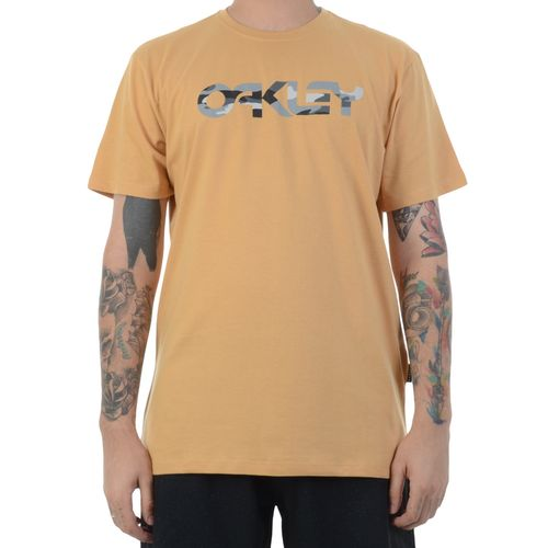 Camiseta-Oakley-Mark-II-Tee-Coffee-Grounds---COFFEE-GROUND