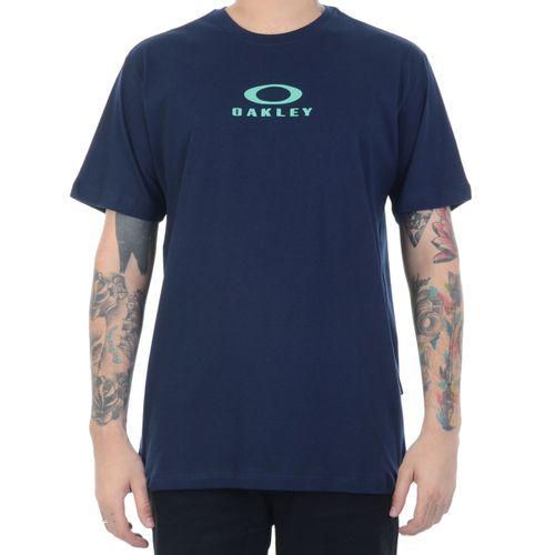 Camiseta-Oakley-Bark-New-Marinho