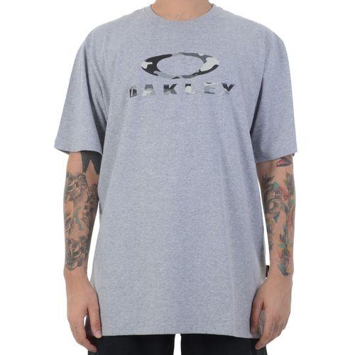 Camiseta Oakley O-Bark - MESCLA