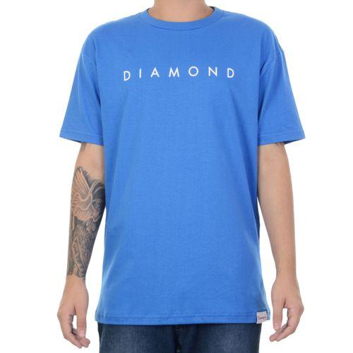Camiseta-Diamond-Royal-Basica