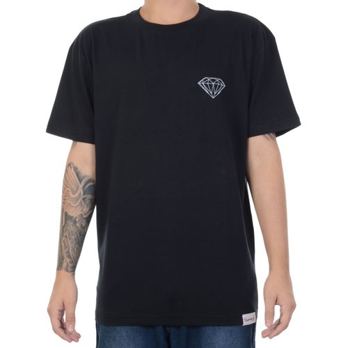Camiseta-Diamond-manga-curta-