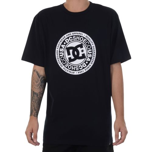 Camiseta-Bas-Circle-DC-SHOES