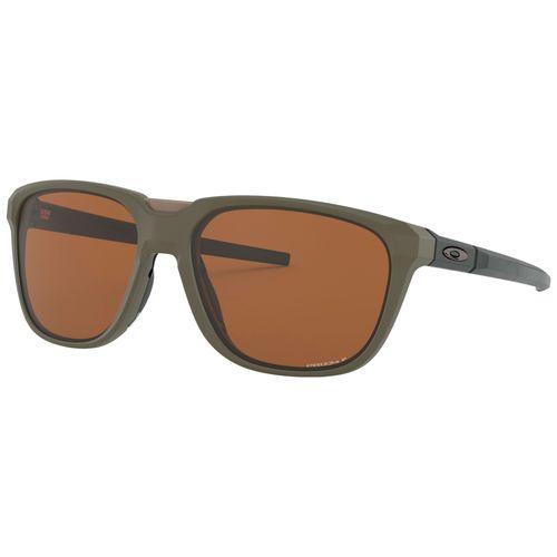 Oculos-de-Sol-Oakley-Anorak-Matte-Olive