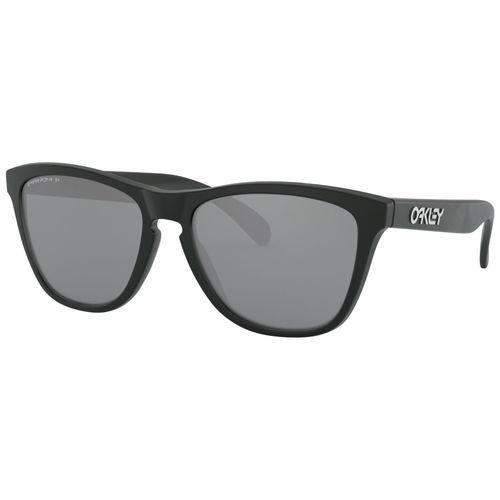 Oculos-Oakley-Frogskins-Polarizado-Preto