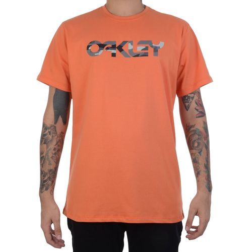 camiseta-oakley-mod-mark-ii-tee-laranja