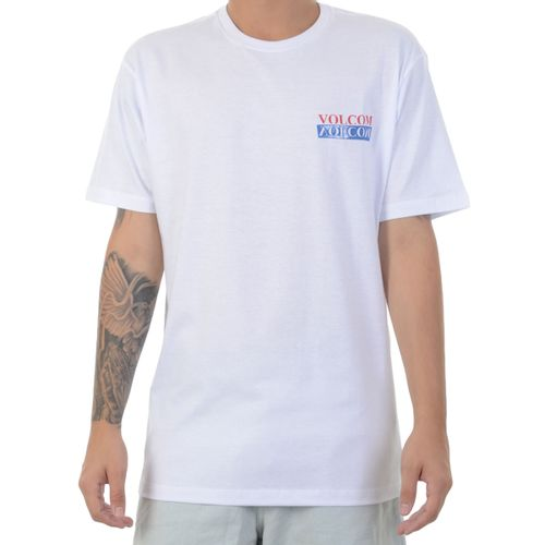 Camiseta-Volcom-Effect-Logo-