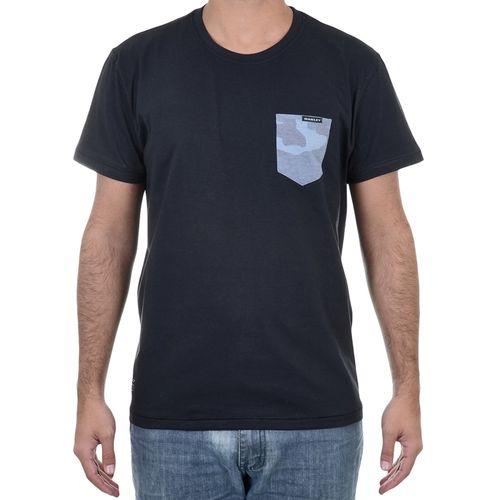 Camiseta-Oakley-Update-Pocket-Preta-