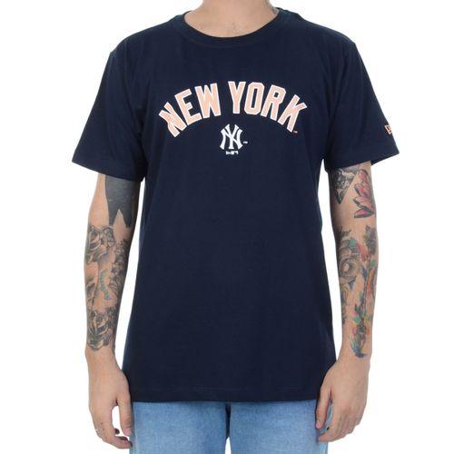 Camiseta-New-Era-New-York-Essentials-