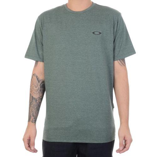 Camiseta-Oakley-Silk-Verde