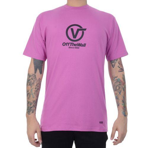 Camiseta-Vans-Distort-Performance