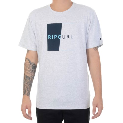 Camiseta-Rip-Curl-Half-Square-Cinza-Mescla