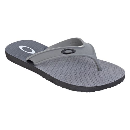 Chinelo-Oakley-Wave-Point-Chumbo
