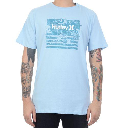 Camiseta-Hurley-Hawaiian-Print