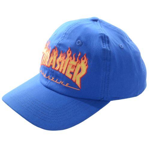 Bone-Thrasher-Flame-Dad-Hat