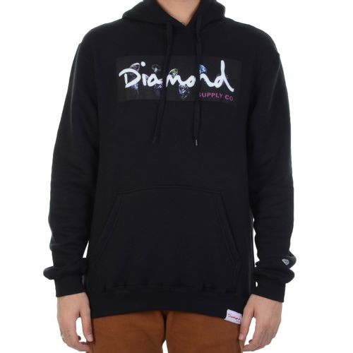 Moletom-Diamond-Color-Box-Logo-Hoodie-preto