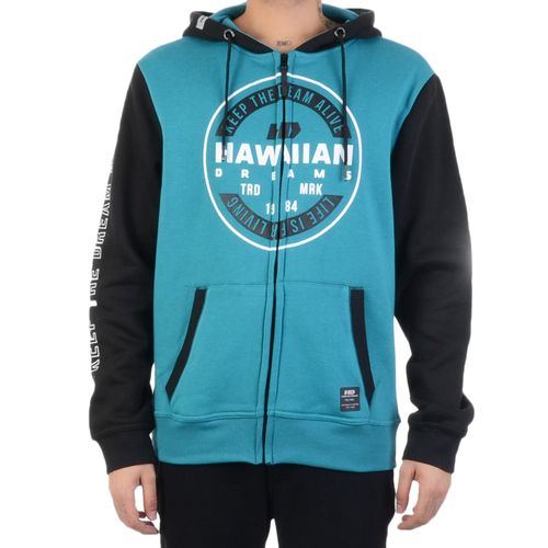 Moletom HD Hawaiian Aberto