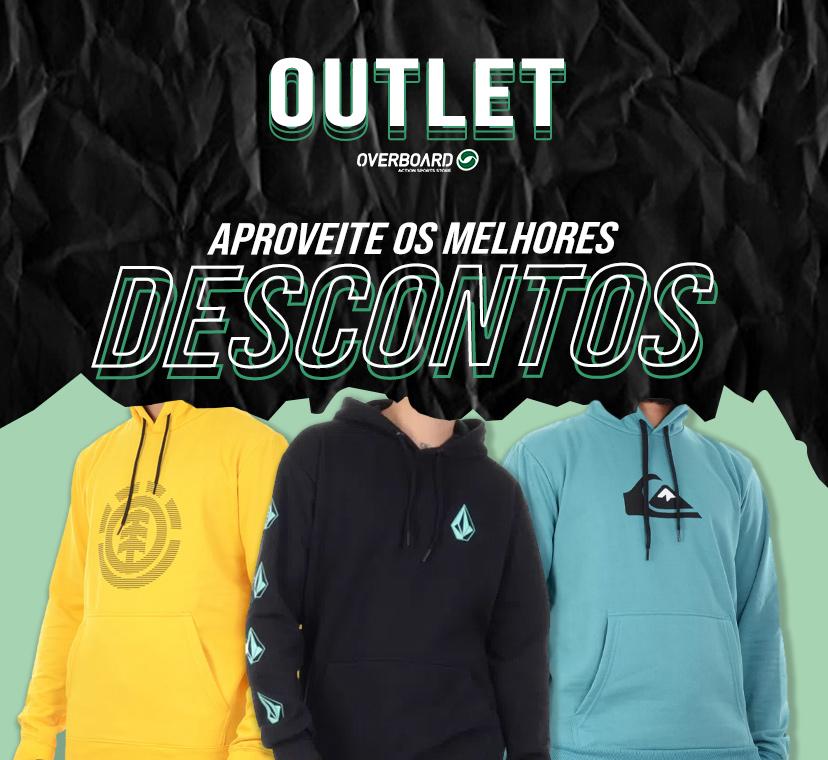 OUTLET/SEMANA DO BRASIL MOLETONS