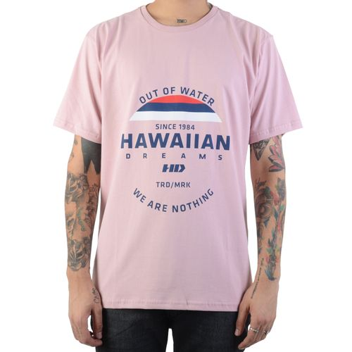 Camiseta Hd Estampada Out Of Water