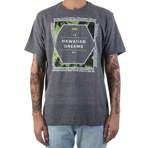Camiseta Hd Estampada Praia