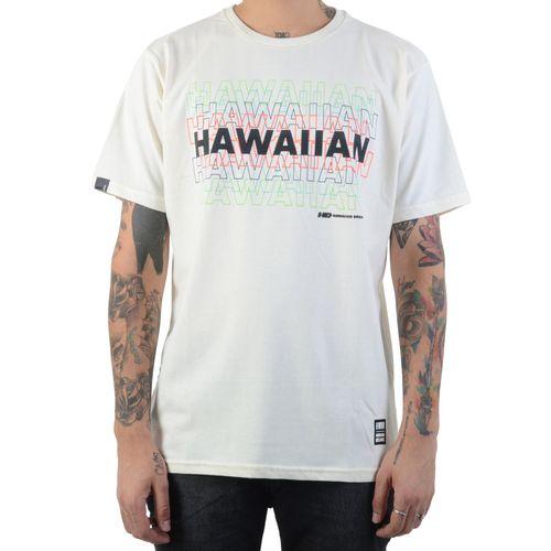 Camiseta Hd Estampada Hawaian