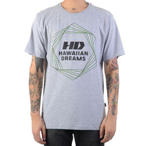 Camiseta Hd Estampada Colorido