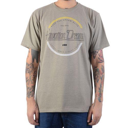Camiseta HD Estampada Circulo 2 Cores