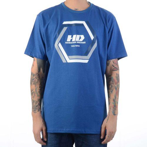 Camiseta Hd Estampada 3 Cores
