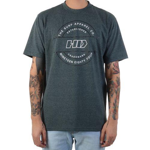 Camiseta Hd Estampada Circulo Listra