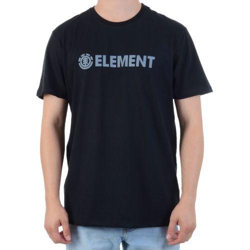 Camiseta-Element-Blazin-preta