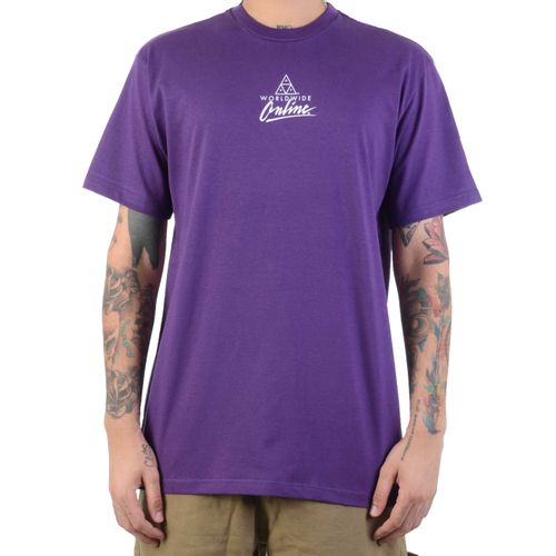 Camiseta Huf Forbiddendomain