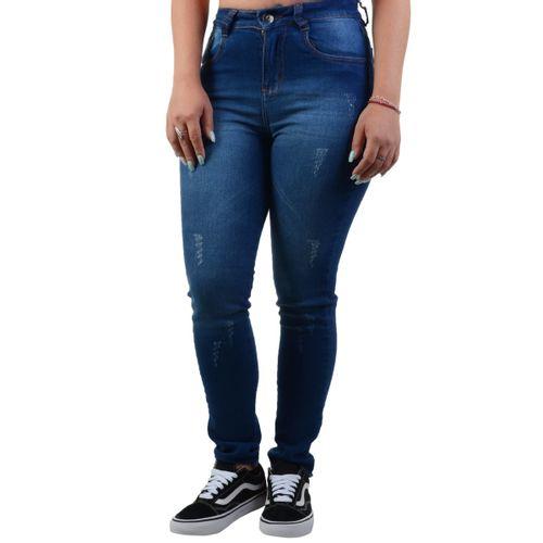 Calça Jeans Hand Loose Cetim