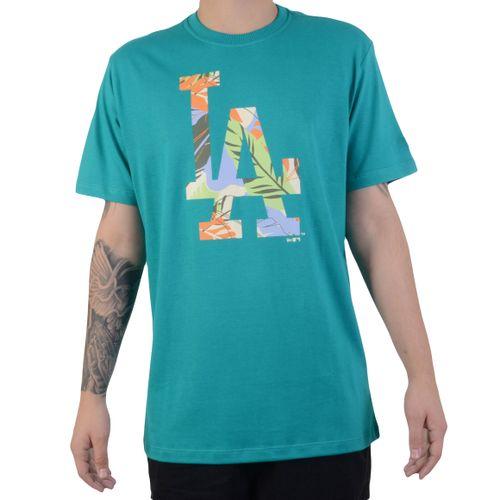 Camiseta-New-Era-NBA-Summer-Time-Leaf-Losdod