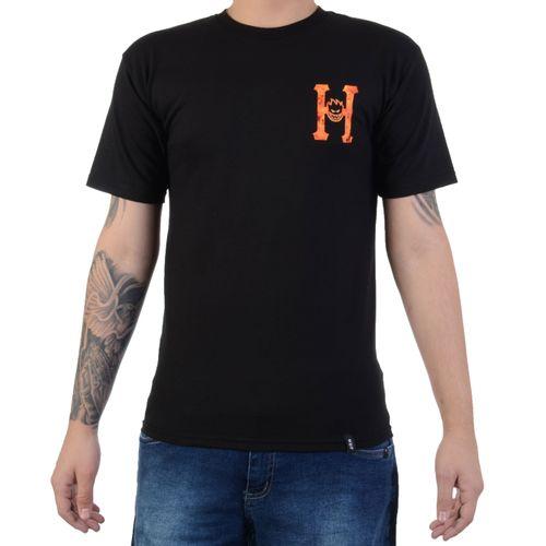 Camiseta Huf Flaming