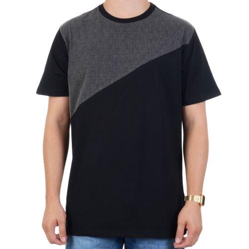 Camiseta-Oakley-Bark-Cooled-SP-Tee-Blackout---PRETO-