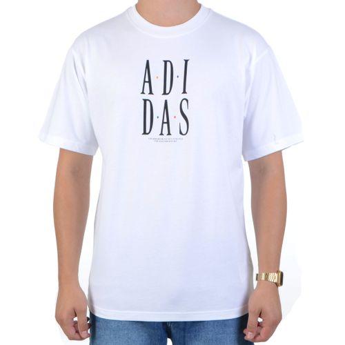 Camiseta-Adidas-Stacked-Tee-Branco-