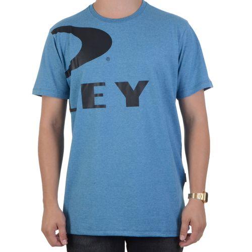 Camiseta-Oakley-Big-Ellipse-Tee-Azul