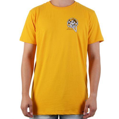 Camiseta-Element-Timber-Taxi-Driver-amarelo