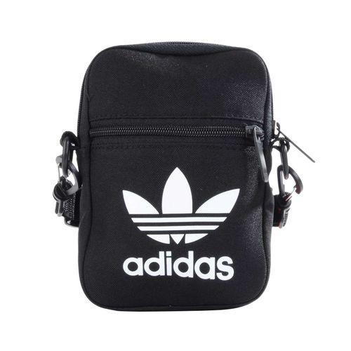 Shoulder-Bag-Adidas-Fest-Bag-Trefoil---PRETO
