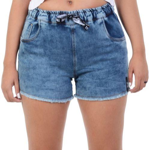 Shorts-Jeans-Tri-Cats-Elastico-Flic---MARINHO