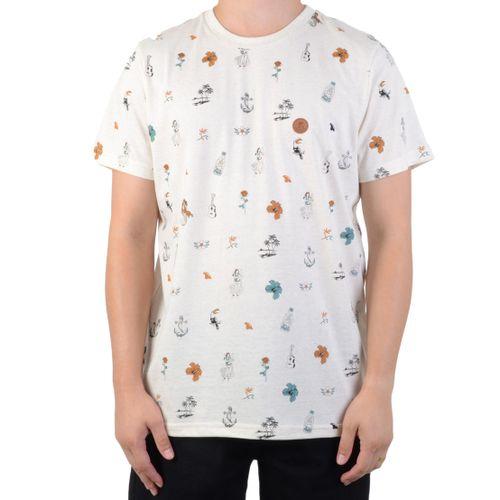 Camiseta-Okdok-Dreams-Island---BEGE