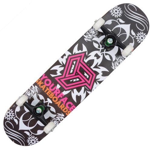 Skate-Montado-Your-Face-8.0---BRANCO