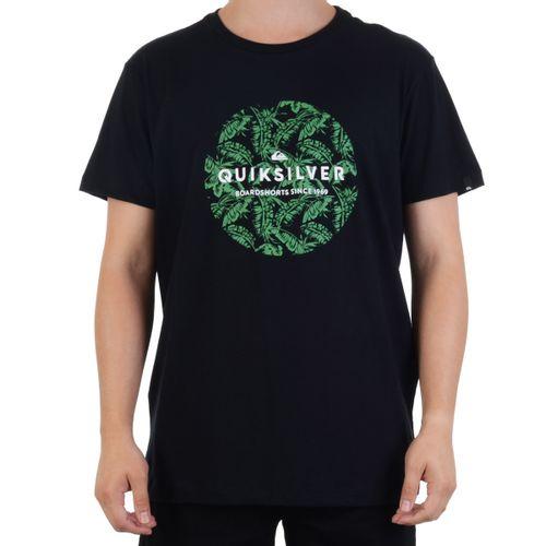 Camiseta-Quiksilver-Tropical---PRETO