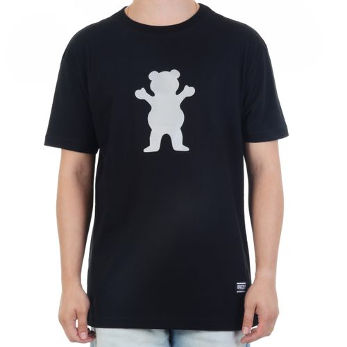 Camiseta-Grizzly-OG-Bear-Tee-preto