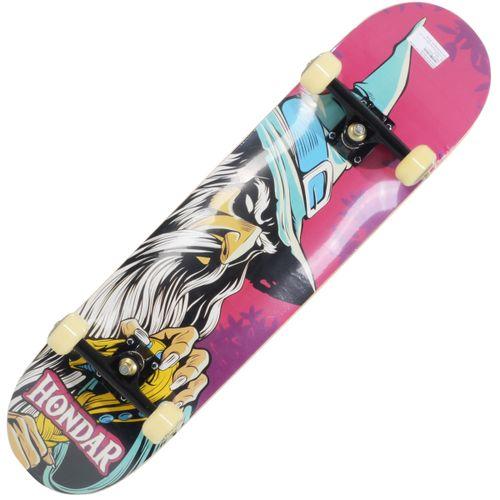 Skate-Hondar-Serie-Mago-Iniciante---VERMELHO