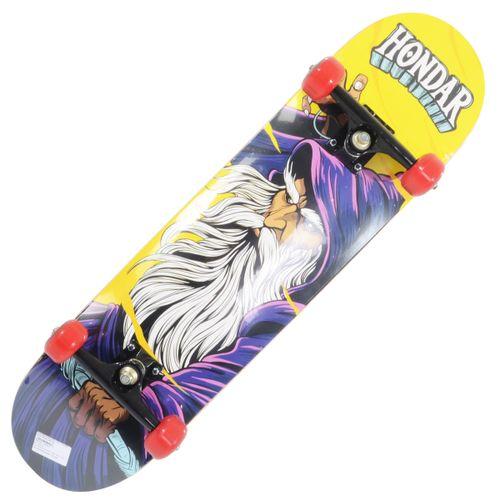 Skate-Hondar-Iniciante-Serie-Mago-Amarelo