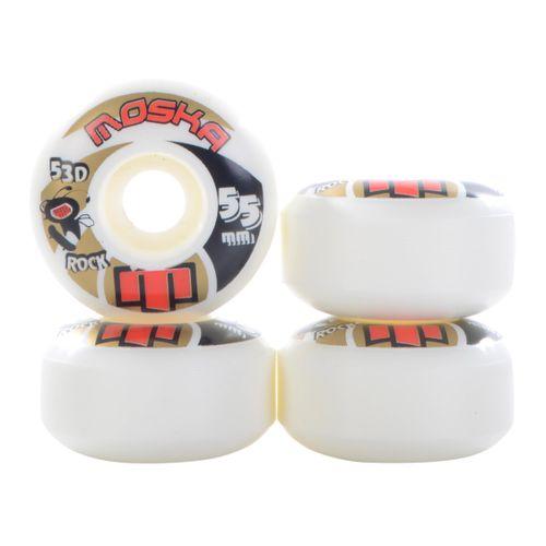 Roda-Moska-Rock-55mm-Branca