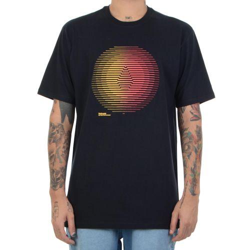 Camiseta-Volcom-Trepid-preto