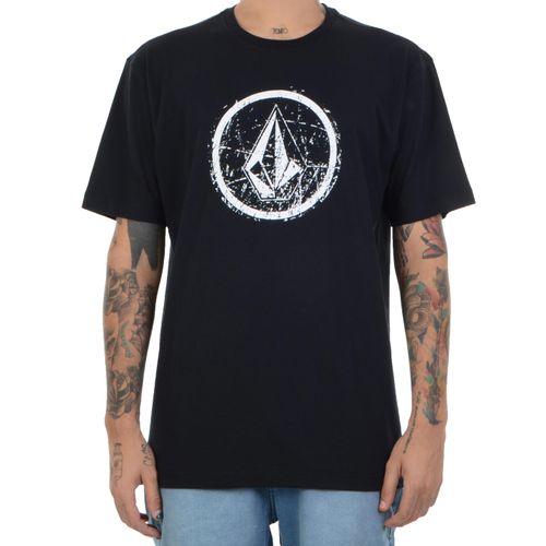 Camiseta-Volcom-Rampstone-preto